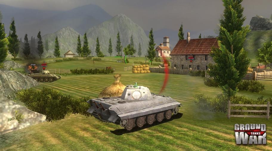 скачать игру вар танкс
